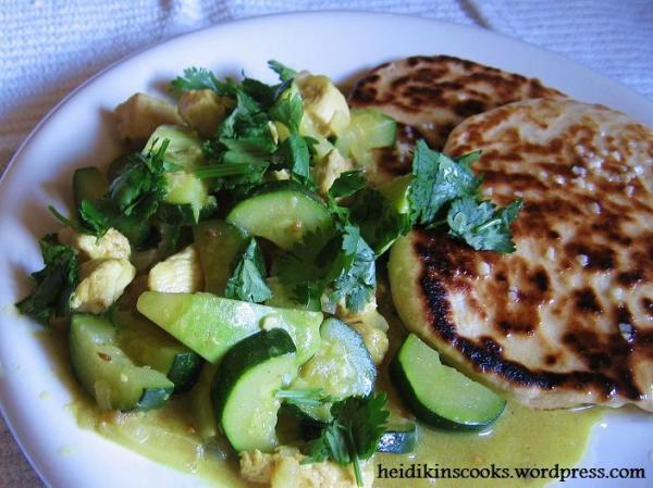 Zucchini Curry_072009