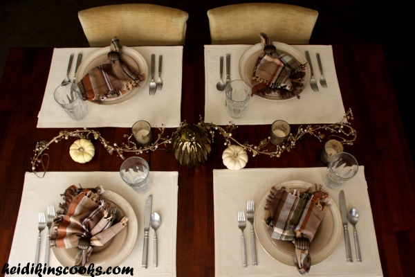 Tablescape Harvest Fall Feast 5_heidikinscooks_Nov 2013