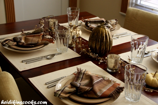 Tablescape_Harvest Fall Feast 4_heidikinscooks_Nov 2013