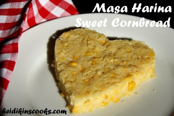 Masa Harina Sweet Cornbread_heidikinscooks_Dec 2013