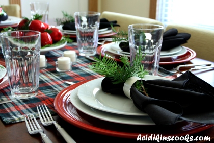 Tablescape_Christmas Plaid 15_heidikinscooks_Dec 2013