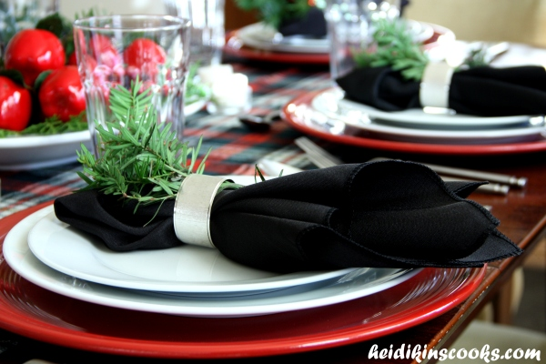 Tablescape_Christmas Plaid 18_heidikinscooks_Dec 2013