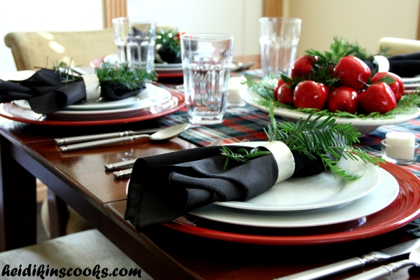 Tablescape_Christmas Plaid 21_heidikinscooks_Dec 2013