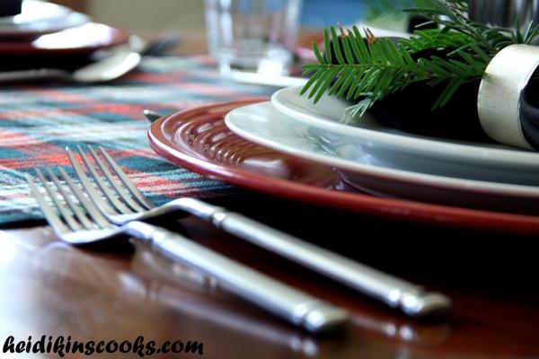 Fiestaware Christmas Pattern