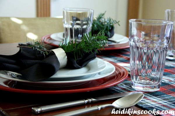 Tablescape_Christmas Plaid 3_heidikinscooks_Dec 2013
