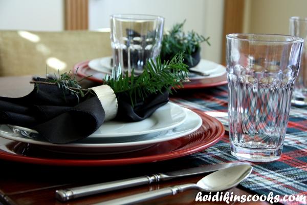 Tablescape_Christmas Plaid 3_heidikinscooks_Dec 2013