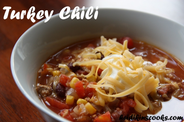 Turkey Chili 2_heidikinscooks_Dec 2013