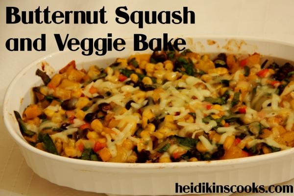Butternut Squash Veggie Bake_heidikinscooks_Jan 2014