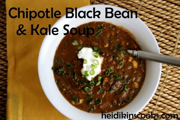 Chipotle Black Bean Kale Soup_heidikinscooks_May 2014