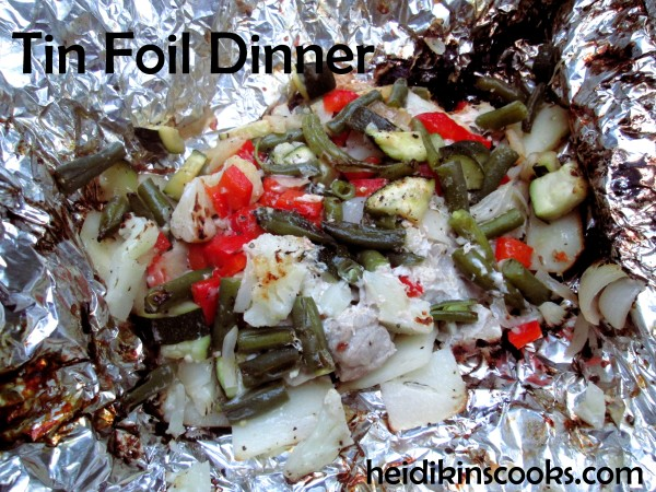 Gourmet Tin Foil Dinner 1_heidikinscooks_June 2014