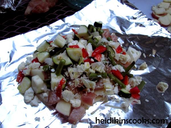 Gourmet Tin Foil Dinner 2_heidikinscooks_June 2014