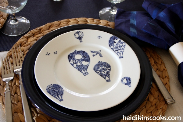 Tablescape Tuesday Heidikins Cooks