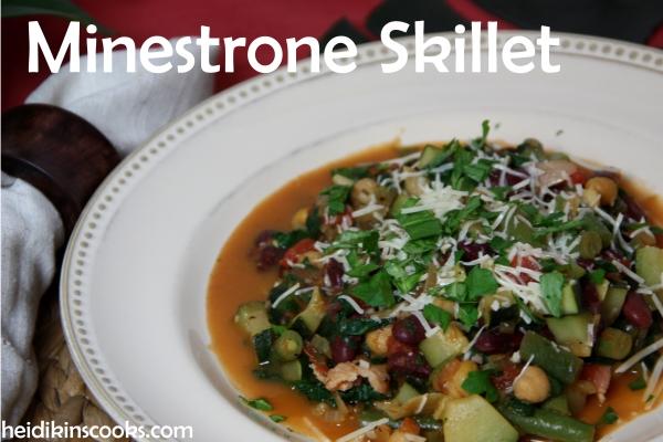 Minestrone Soup Skillet_heidikinscooks_Feb 2015