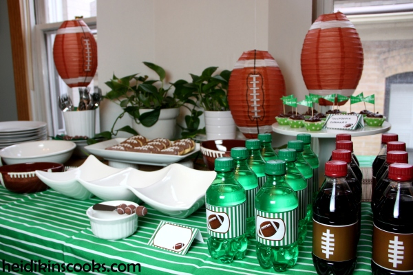 Super Bowl Football Party Buffet Tablescape_heidikinscooks_January 2015 (2)