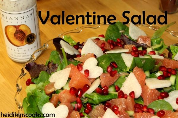Valentine Salad_heidikinscooks_Feb 2015
